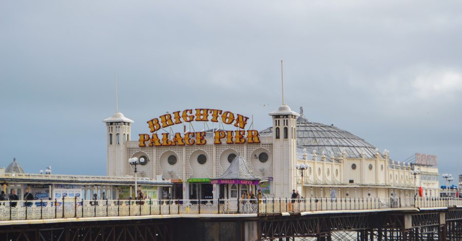 Things to do in Brighton - the Palace Pier in Brighton